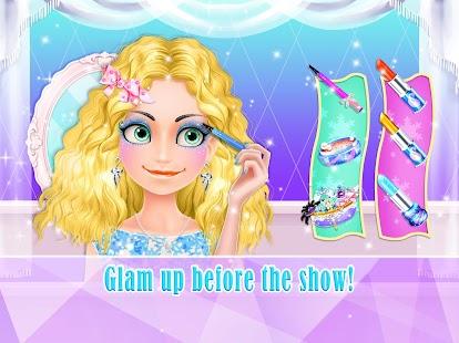 Ice Swan Ballet Princess Salon - náhled