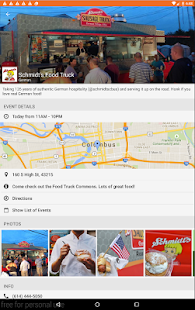 Street Food Finder- screenshot thumbnail