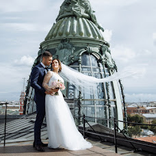 Wedding photographer Aleksey Grevcov (alexgrevtsov). Photo of 05.01.2019