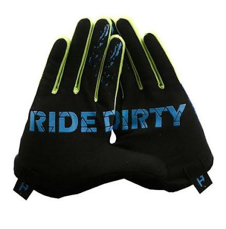 HandUp Ride Dirty Yellow & Blue Prizm