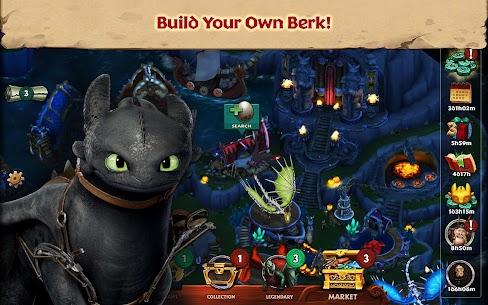 Dragons: Rise of Berk 1