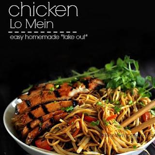 Hoisin Sauce Lo Mein Recipes.