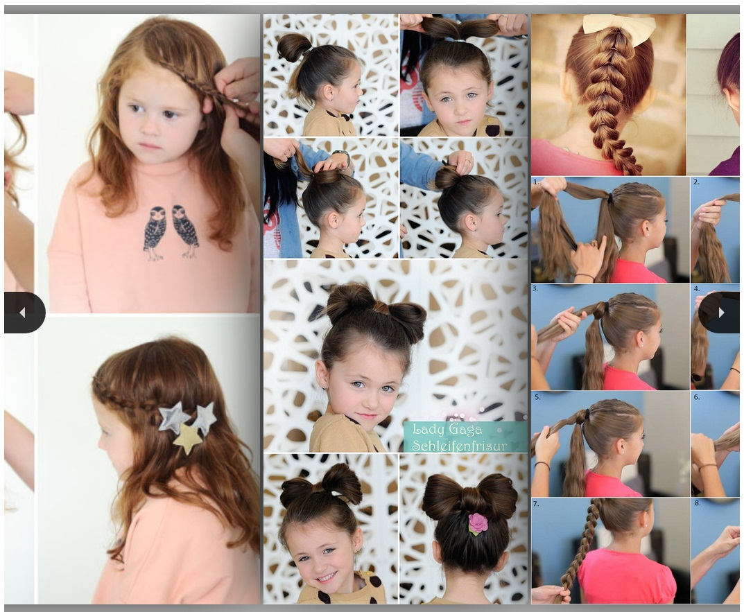 Easy Little Girl Hairstyles Android Apps On Google Play - Girl hairstyle photo download