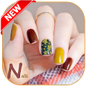nail art designs new 2018 icon
