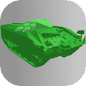 Space Tank 3D icon