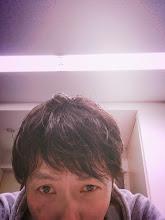 Photo: 4/13 耕平くんだけ自撮りw めんちょ隠しの為だそうです(Ŏ艸Ŏ)