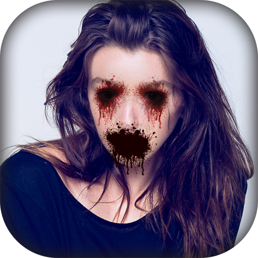 Scary Masks Horror Pic Editor