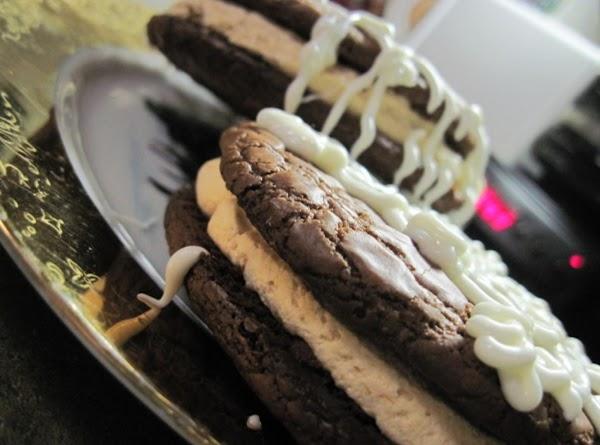 Pumpkin Mousse Cookie Pie's Recipe