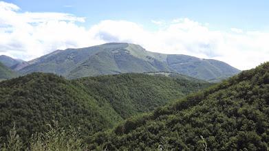 Photo: Gornji Vakuf feletti hegyek