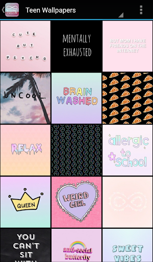 Teen Wallpapers Screenshot