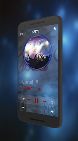 android Curval Wave for KLWP Screenshot 5