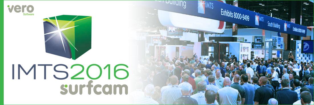 SURFCAM Vero Software побила рекорд продаж на IMTS 2016