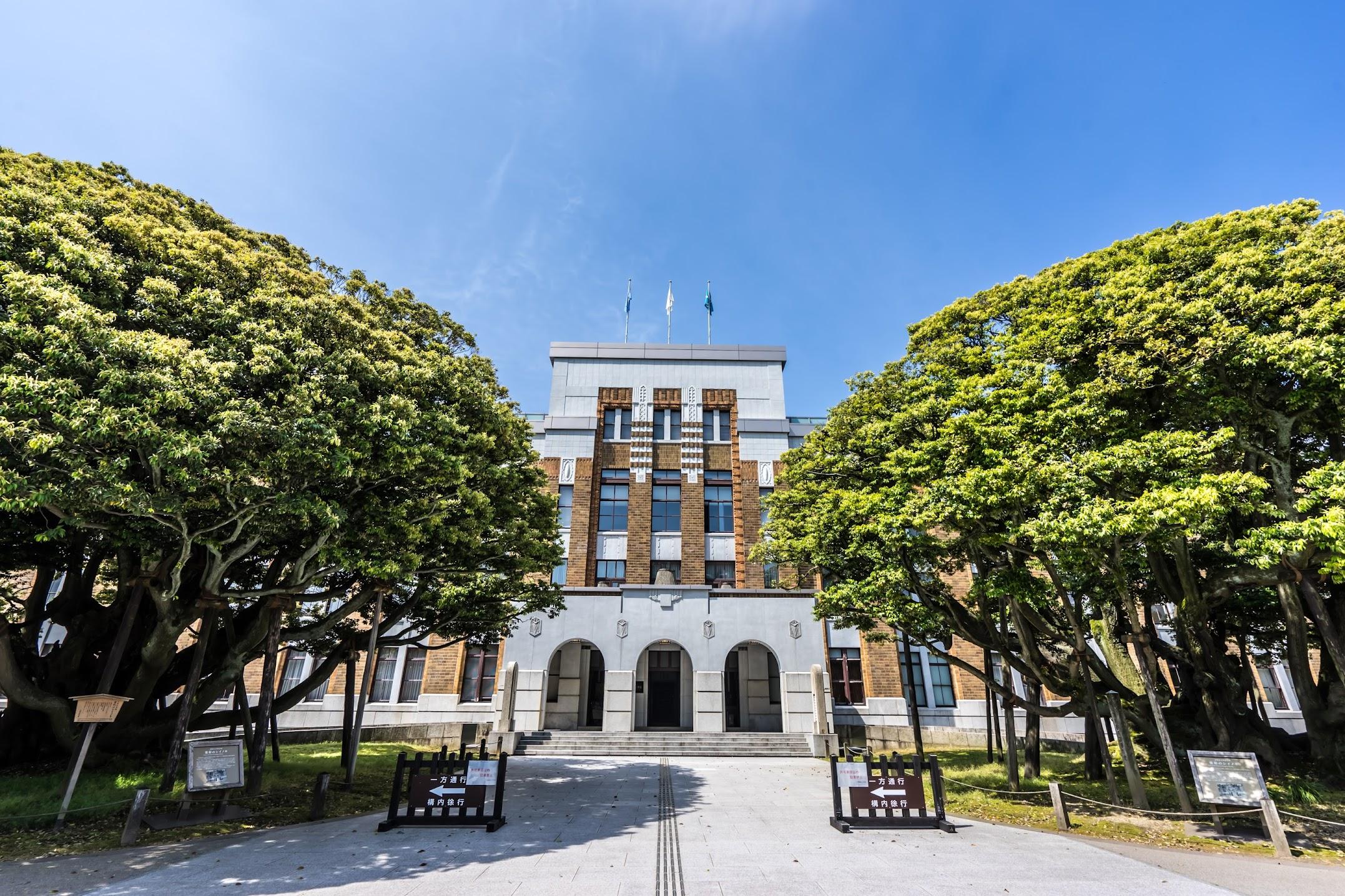 金沢 石川県政記念しいのき迎賓館