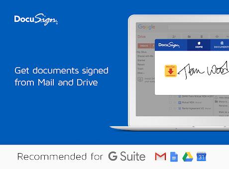 DocuSign - Secure Electronic Signature