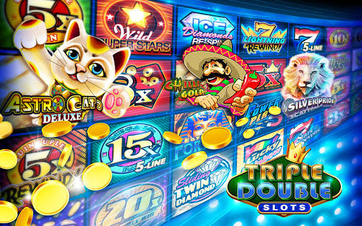 Triple Double Slots - Free Slots Casino Slot Games - screenshot