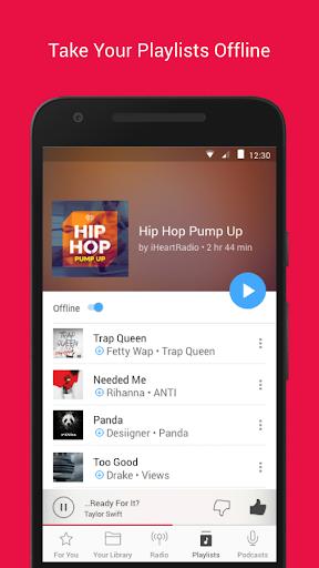 iHeartRadio - Free Music, Radio & Podcasts  screenshots 2