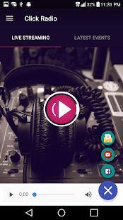 Click Radio Gh - náhled