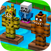 ✩ Crossy Creepers: Marvel Island Block Survival ✩