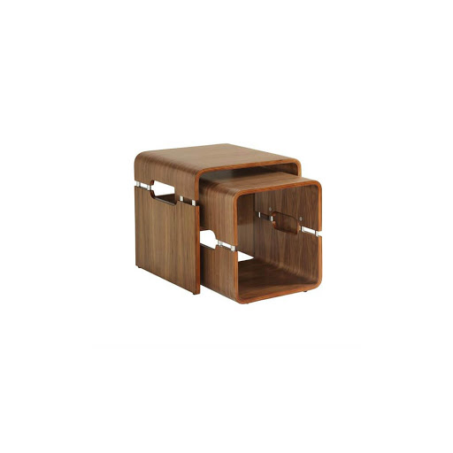 Jual JF706 Walnut Nest of Tables