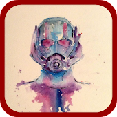 Ant-Man Superheroes Wallpaper