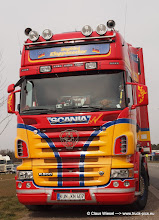 Photo: German SCANIA R500 TOPLINE / Holland Style  ----> www.truck-pics.eu