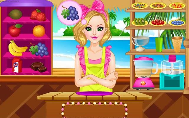Baby Fruits Ice Cream maker - screenshot