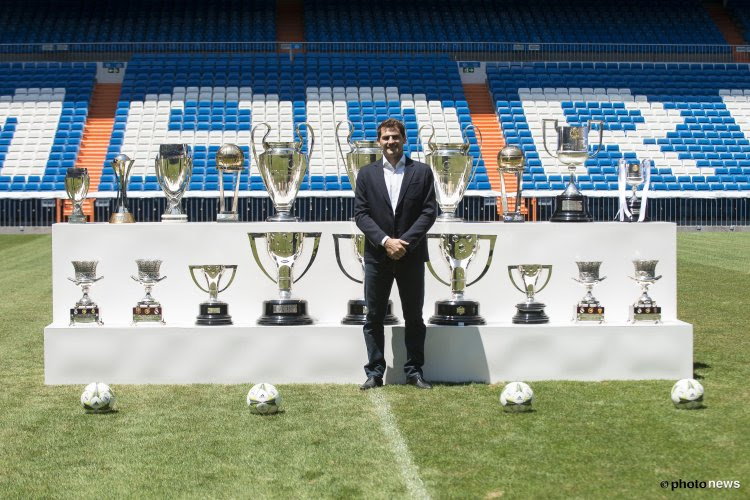 Le beau message du Real Madrid à l'égard d'Iker Casillas
