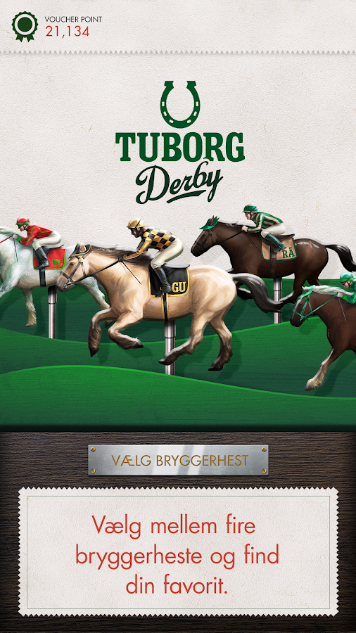 Tuborg Derby- screenshot