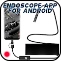 Endoscope APP for android - Endoscope camera icon