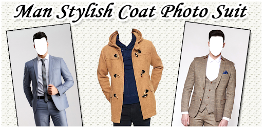 Приложения в Google Play – Man Stylish <b>Coat</b> Photo <b>Suit</b>