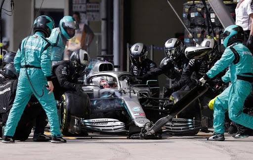 US mogul Penske quashes rumours over Mercedes F1 buyout
