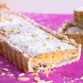 Almond-Banana Tart Recipe