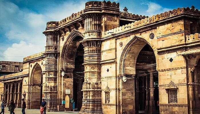 Historical place in Ahmedabad