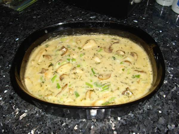 Capital Chicken Casserole Recipe