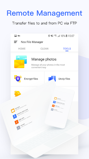 Nox File Manager - file explorer, safe & efficient 2.0.6 Screenshots 7