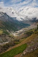 Photo: Outside Sissu, Manali-Leh Highway, Himachal Pradesh, Indian Himalayas