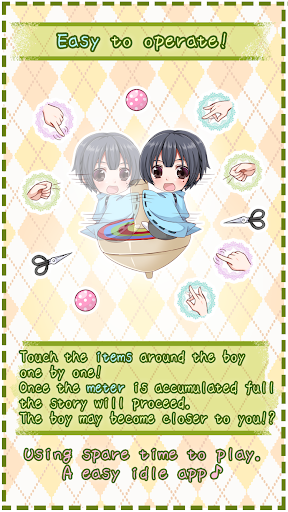 Boy doll box! 【Otome game】 for PC