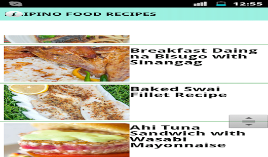 Filipino food recipes android apps on google play filipino food recipes screenshot thumbnail forumfinder Choice Image