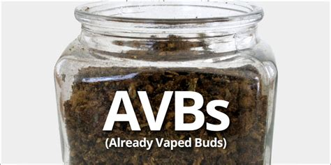 abv already vaped buds
