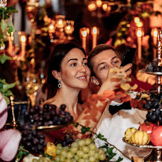 Wedding photographer Vasiliy Tikhomirov (BoraBora). Photo of 13.11.2018