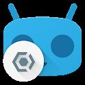 CyanOS theme for CM13 - CM12 icon