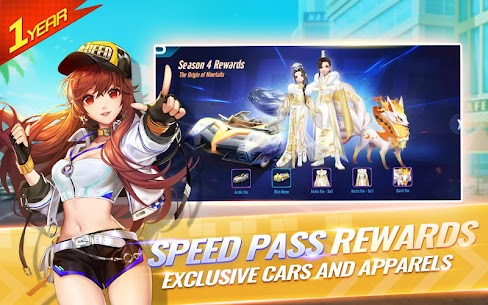 Garena Speed Drifters App Download For Android and iPhone 5