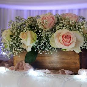 Wedding Flowers by Luciana Popa - Flowers Flower Arangements ( #flowerarrangement, #photograph, #flowers, #weddingflowers, #weddingphotography, #weddingroses, #roses )