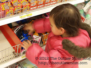 Photo: Checking out the Dollar Bins.