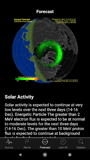 Space Weather App - Apps on Google Play