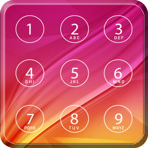 lockscreen passcode Icon