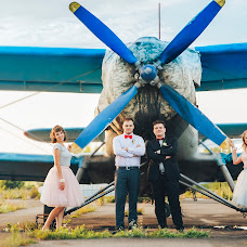 Wedding photographer Nataliya Nikolaenko (380975466764). Photo of 22.10.2017