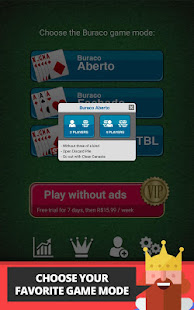 Game Buraco: Free Canasta Cards APK for Windows Phone