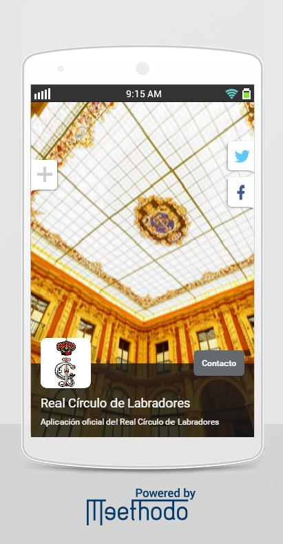 Real Círculo de Labradores- screenshot