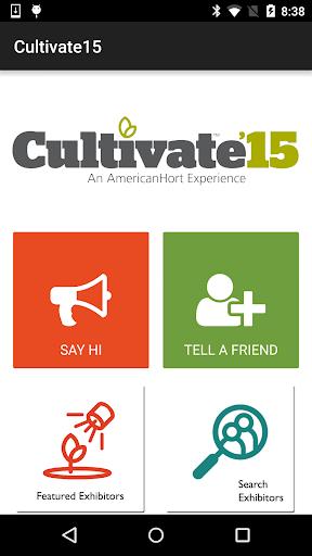 Cultivate15